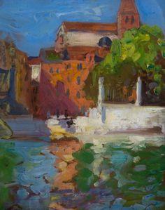 francis cadell, Venice