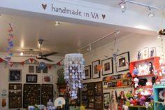 Handmade in VA at Kitsch