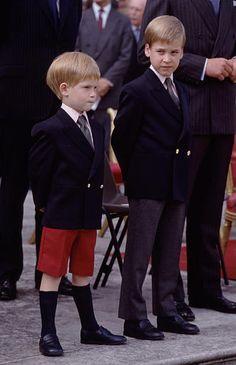 playoninfiniterepeat:  Prince Harry, Prince William.