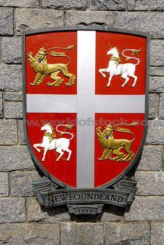 Newfoundland coat-of-arms