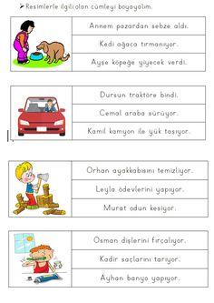 Alıntı Turkish Lessons, Learn Turkish Language, Kids Learning, Autism, Kindergarten, Preschool, Abs, Teaching, Education