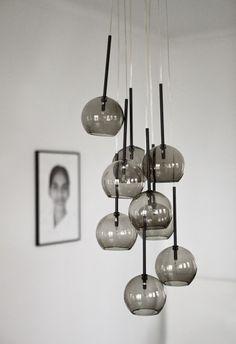 #product design #design #light fixtures #pendants - Ice chandelier