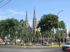 Church of San Jose, in the district of Jesus Maria - Lima Peru
