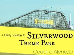 6 Tips for your family vacation to Silverwood Theme Park Coeur d'Alene ID || StuffedSuitcase.com