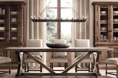 dining room / wood