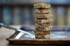 The homemade protein bars are easy to make and healthier than most energy bars you can buy- make sure to give this recipe a try.