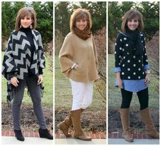 Here is a look back at my week of outfits with 31 Days of winter fashion.
