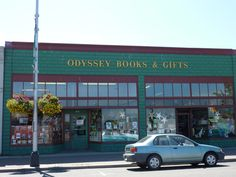 odyssey bookshop- Favorite Book Store- Port Angeles Washington 1993/4