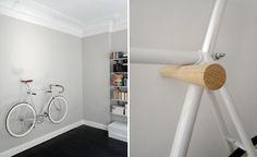 El soporte para bicicleta más minimalista