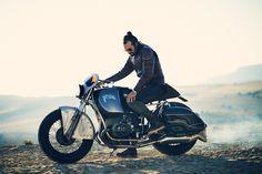 el solitario baula - The coolest bike and it aint a BMW.