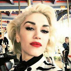 Gwen in Anaheim!