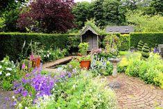 Znalezione obrazy dla zapytania ogród angielski