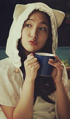 Park Min Young as Kim Na Na #CityHunter #Kdrama #ParkMinYoung