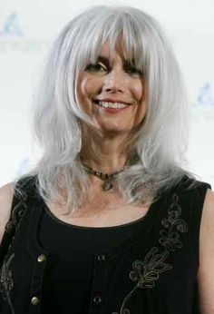nice Emmylou Harris Hairstyle 2017 Hair Color