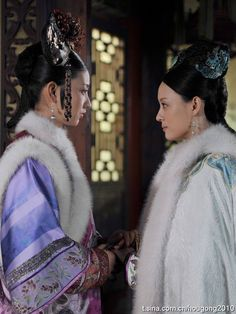 Empresses In The Palace, Sun Li, Hair Decorations, Chinese Clothing, Qing Dynasty, Chinese Culture, Hanfu, Traditional Dresses, Asian Fashion