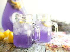 Lavender lemonade can help greatly with headaches, anxiety, and stress. If you'd like to try it out for yourself, read on for the recipe...