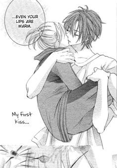 Usotsuki kusuriyubi shared by on We Heart It Manga Anime, Gato Anime, Anime Kiss, Anime Couples Manga, Cute Anime Couples, Kiss Him Not Me, Couple Manga, Photo Manga, Romantic Manga