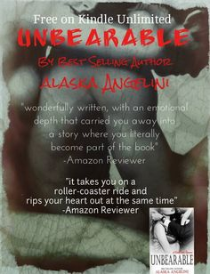 UNBEARABLE by Alaska Angelini