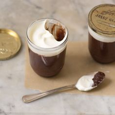 Glissade Chocolate Pudding Recipe
