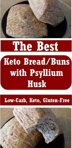 The Best Low-Carb Bread for Buns