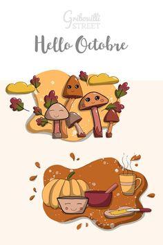 #calendrier #doodle #gribouillistreet Doodle Art, Charlie Brown, Doodles, Comics, Fictional Characters, Doodle, October, Drawing Drawing, Cartoons