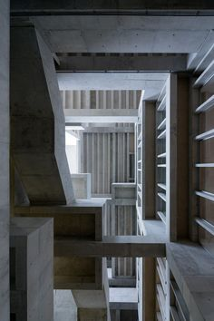 6 Buildings Shortlisted for the Inaugural RIBA International Prize,UTEC Universidad de Ingenieria y Tecnologia, Peru, by Lima Grafton Architects and Shell Arquitectos. Machu Picchu, David Chipperfield Architects, Walter Gropius, Architectural Section, Architectural Association, Architectural Sketches, Tadao Ando, Renzo Piano, Concrete Structure
