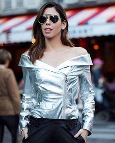 METALIZADOS: 18 looks pra você introduzi... - FashionBreak