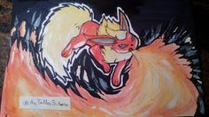 DAY 10 -- 30 days drawing challenge - Pokémon © Ariadna http://artallerbizarro.blogspot.com.es/2015/09/day-10-30-days-drawing-challenge-pokemon.html