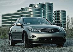 Отзывы об автомобилях Отзывы об Infiniti EX35/EX37 (Инфинити ЕХ35/ЕХ37)