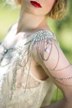 Hey, I found this really awesome Etsy listing at https://www.etsy.com/listing/166778667/bridal-rhinestone-shoulder-jewelry