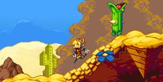 The Iconoclasts [platformer] http://konjak.org/index.php?folder=4=30