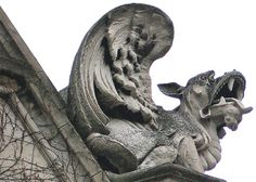gargoyal architecture pictures | Hyde Park & Kenwood Issue: The 800-Pound Gargoyle