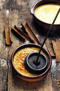 Mais pourquoi est-ce que je vous raconte ça... Dorian cuisine.com: Les classiques du week-end… la crème catalane !