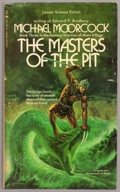 The Masters of the Pit - Michael Moorcock