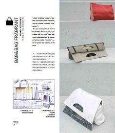 Bag Fragrant #design #bag #couture