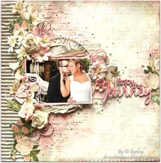 By Di Garling DT work for Scrap Around the World. September2015. My blog discreativespace.blogspot.com.au