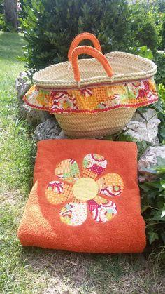 cabas i tovallola Straw Bag, Burlap, Reusable Tote Bags, Bushel Baskets, Bags, Hessian Fabric, Jute, Canvas