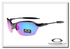 c74493eab86 Oakley half x sunglasses polished black   ice iridium  13.00