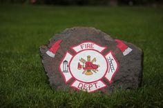 First fire department rock!