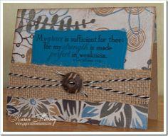 Papercraft Memories: 2 Corinthians 12:9 free wordart