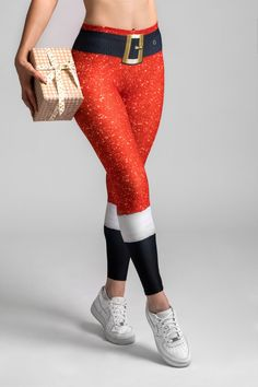 Still looking for the perfect Christmas gift? You're on the right place. Check our cute Christmas Leggings at our site and pick your favorite Christmas present. #fiercepulse #christmas #christmasgift #leggings Christmas Party Outfits, Holiday Party Outfit, Christmas Gifts, Leggings Outfit Winter, Christmas Leggings, Athleisure Outfits, Athleisure Fashion, Christmas Shopping Online, Santa Outfit