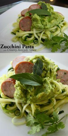 Chicken sausage zucchini pasta recipes