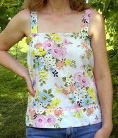 pillow case shirt. . . maybe I could take up sewing!