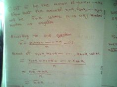 Maths: Calculating arithmetic mean easy solved question