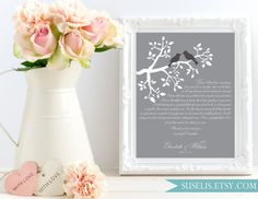 Mother In-Law Wedding Personalized Gift Printable by Suselis
