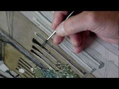 ▶ Hjortgatan, a watercolor painting - YouTube