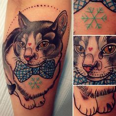 #tattoofriday - Katie Shocrylas, Canadá.