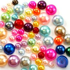 x100 ACRYLIC PONY BEADS 8mm x 6mm YOU CHOOSE YOUR COLOUR or MIXED!!!