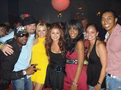 Danity Kane w/ Tommy Showbiz Danity Kane, Aubrey O'day, Hip Hop Dance, Bikinis, Swimwear, Competition, Entertainment, Celebs, Boys