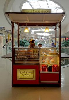 The Lord Stowe's Kiosk at Mall of Asia